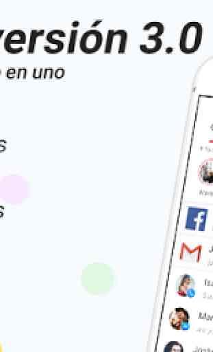 APUS Centro de mensajes: gestión inteligente 1