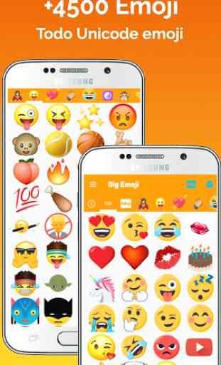 Big Emoji (Android) image 3