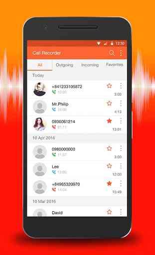 grabador de llamadas 1