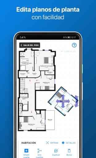 magicplan - planos 2D/3D y medidas AR 3