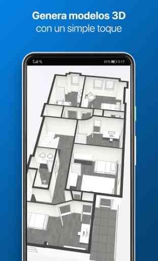 magicplan - planos 2D/3D y medidas AR 4