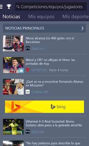 MSN Deportes 2