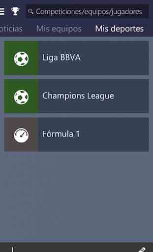 MSN Deportes 4