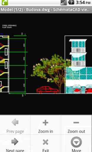 SchemataCAD viewer DWG/DXF 1