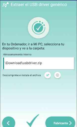 USB Driver para Android 1
