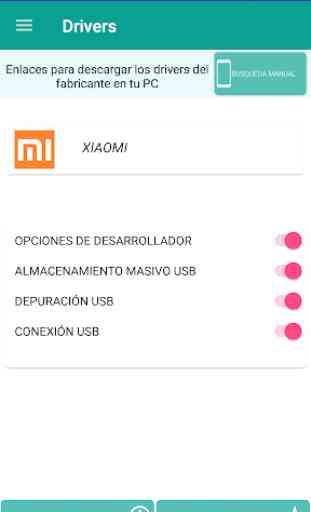 USB Driver para Android 3