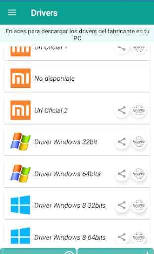 USB Driver para Android 4