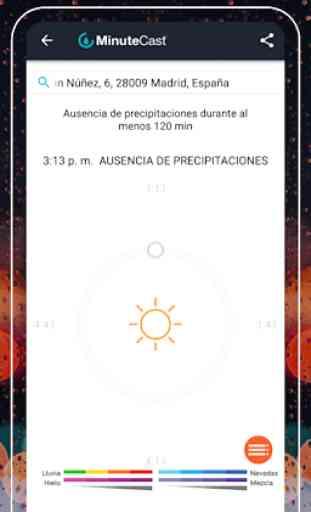AccuWeather: pronóstico y alertas del tiempo 3