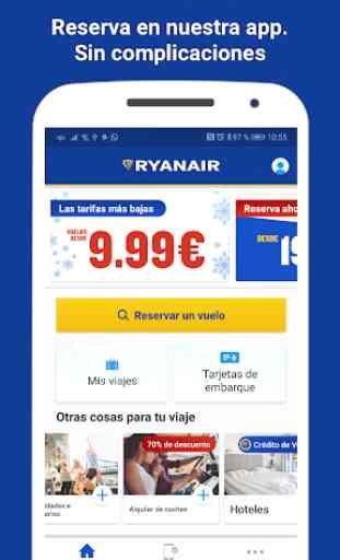 Ryanair - Tarifas más baratas 1