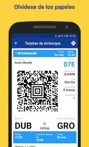 Ryanair - Tarifas más baratas 4
