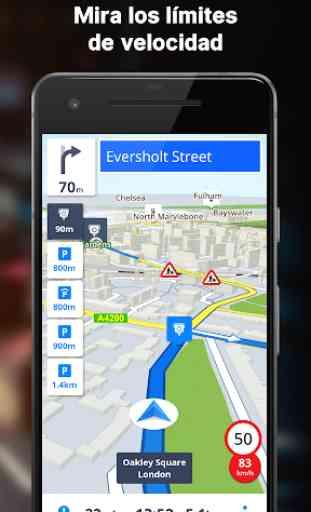 Sygic GPS Navigation & Maps 3