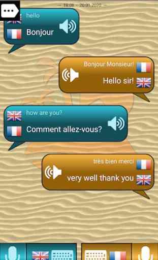 Traductor para conversaciones 4