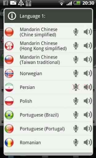 Traductor Speak & Translate 1