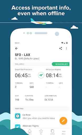 TripIt: Travel Planner 3