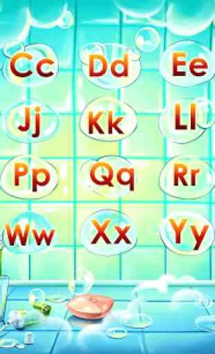 Alfabeto para niños: aprender letras abecedario 3