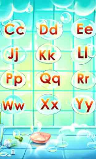 Alfabeto para niños: aprender letras abecedario 4