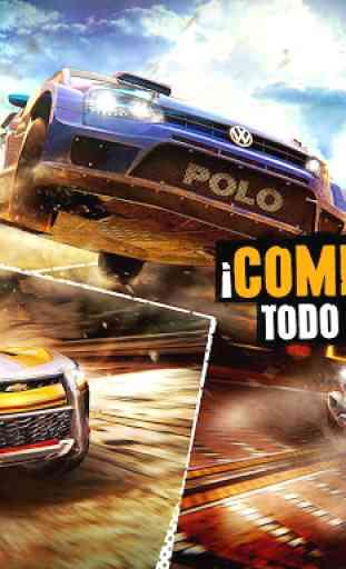 Asphalt Xtreme: Rally Racing 3