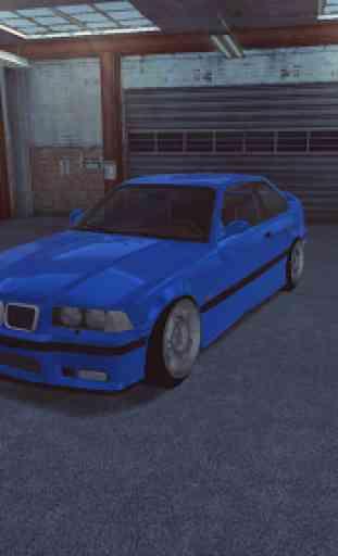 Drifting BMW 3 Car Drift Racing - Bimmer Drifter 1
