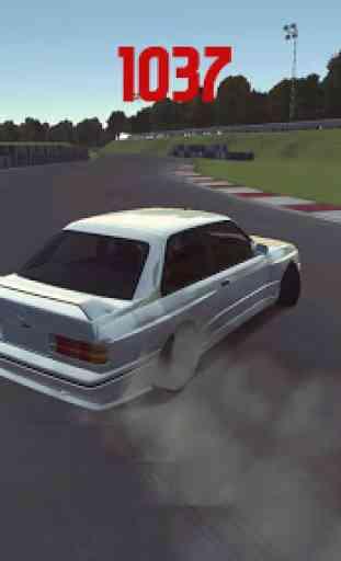 Drifting BMW 3 Car Drift Racing - Bimmer Drifter 2