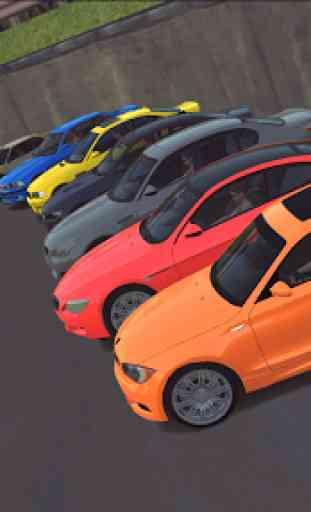 Drifting BMW 3 Car Drift Racing - Bimmer Drifter 3