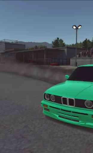 Drifting BMW 3 Car Drift Racing - Bimmer Drifter 4