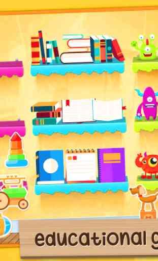 Juegos Infantiles Educativos 2