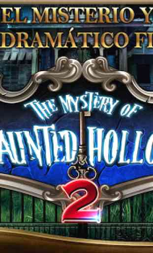 Mystery of Haunted Hollow: 2 1