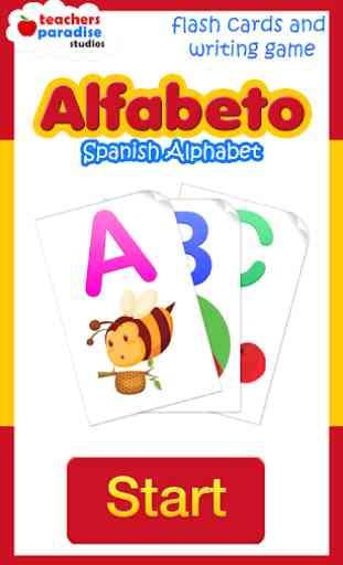 Alfabeto - Spanish Alphabet Game for Kids 1