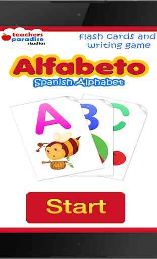 Alfabeto - Spanish Alphabet Game for Kids 2