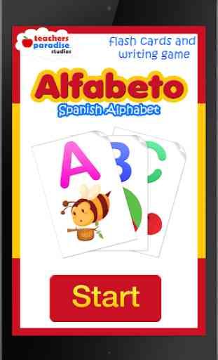 Alfabeto - Spanish Alphabet Game for Kids 3