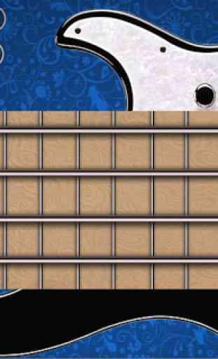 Electric Bass Guitar 1