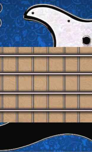 Electric Bass Guitar 3