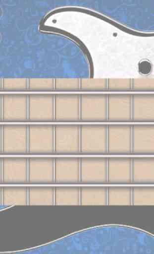Electric Bass Guitar 4