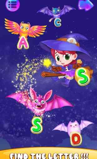 Juegos para niños ABC Kids – sonidos y abecedario 2