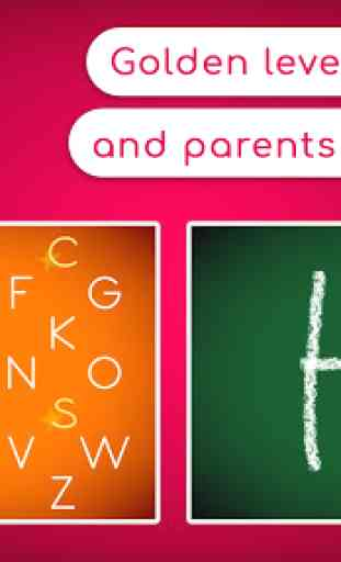 LetterSchool - Learn to Write ABC Games for Kids 3
