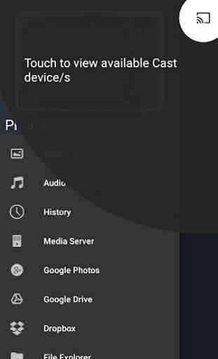 All Screen (Chromecast, DLNA, Roku, Fire TV) 1
