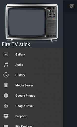 All Screen (Chromecast, DLNA, Roku, Fire TV) 3