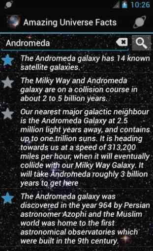 Amazing Universe Facts OFFLINE 1
