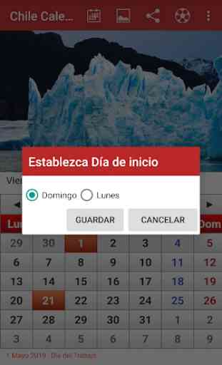Chile Calendario 2019 3