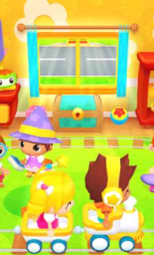 Happy Daycare Stories - School playhouse baby care 2