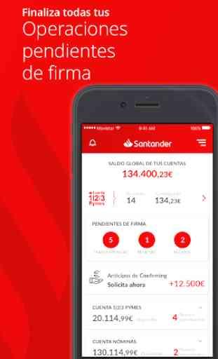 Santander Empresas 2