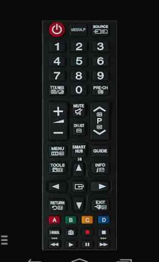 TV (Samsung) Remote Control 1