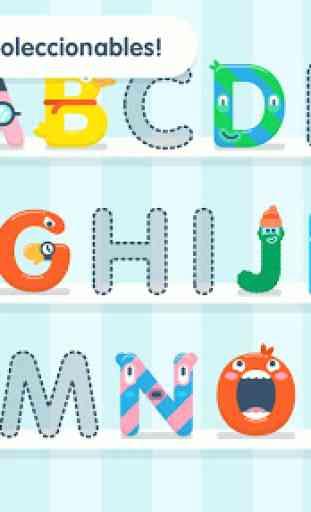 Aprende El Alfabeto Para Niños 4