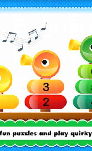 Baby Piano games for 2 year olds Toddler Kids LITE 3