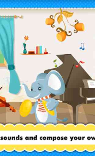 Baby Piano games for 2 year olds Toddler Kids LITE 4
