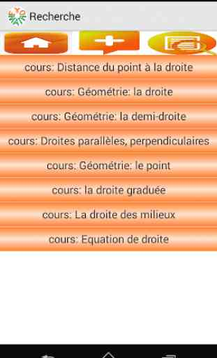 Exomath cours, exercices maths 2