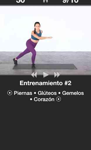 Entrenamiento Diario Cardio - Rutinas fitness 1