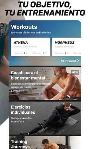 Freeletics Training Coach – Bodyweight & Mindset 3