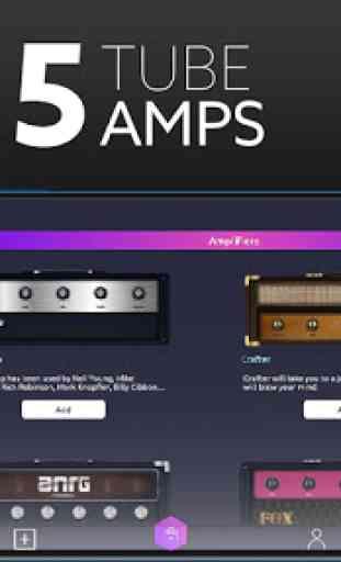 Amp de guitarra y efectos 2
