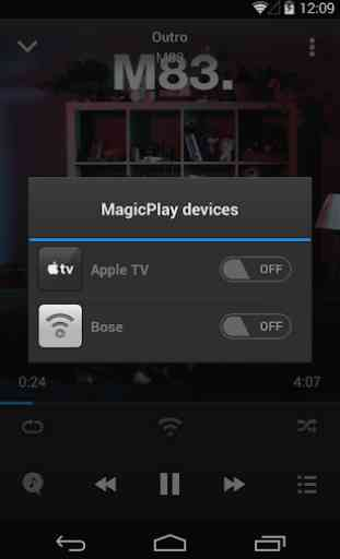 MagicPlay: AirPlay for Android 1